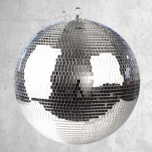 Diskokugel Spiegelkugel 40cm Mieten Leihen - DJs in Action Goslar