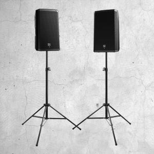 Lautsprecher Mieten Leihen - DJs in Action Goslar